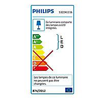 Plafonnier 4 spots PHILIPS Cypress chromés