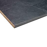 Plan de travail aspect pierre 180 x 60 cm ép.28 mm (vendu à la pièce)