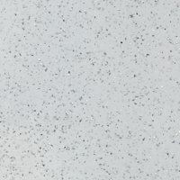 Plan de travail en stratifié blanc moucheté GoodHome Berberis 300 cm x 62 cm x ép. 3.8 cm