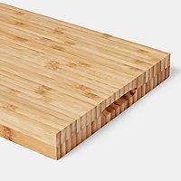 Planche à découper GoodHome Datil bambou