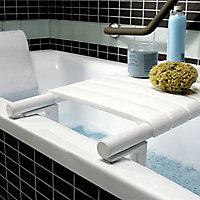 Planche de bain blanc Godonnier