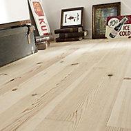 Plancher pin brut 200 x 10 cm (vendu à la lame)
