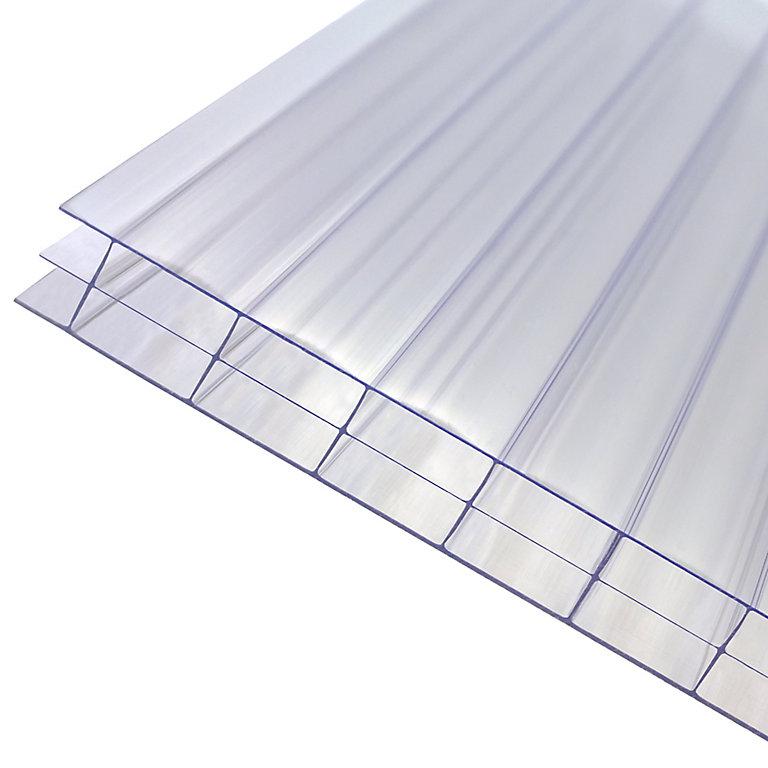 Plaque Polycarbonate 4mm Castorama