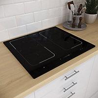 Plaque de cuisson à induction Cooke & Lewis CLFLEX4Z60 Zone flexible