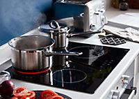 Plaque de cuisson à induction Cooke & Lewis CLIND60, 4 foyers