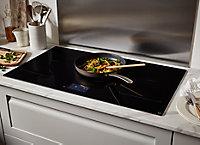 Plaque de cuisson à induction GoodHome GHIHAC90, Zone flexible