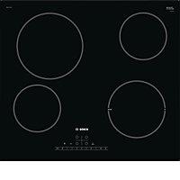 Plaque de cuisson vitrocéramique Bosch PKE611FN1E, 4 foyers