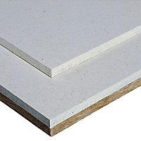 Plaque de sol Fermacell avec laine minérale - 150 x 50 cm ép.30 mm (vendue à la plaque)