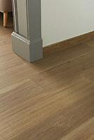 Plinthe naturelle 8 x 60 cm Rustic Wood (vendue à la pièce)