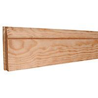 Plinthe pin 12 x 98 mm L.2 m