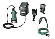 Pompe à eau de pluie Bosch GardenPump 18V