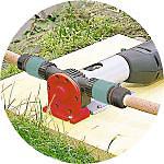 Pompe Wolfcraft 1300 L/h tige 6 mm