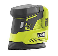 Ponceuse triangulaire Ryobi ONE+ R18PS-0 (sans batterie) 140 x 100 mm