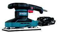 Ponceuse vibrante Erbauer EHSS350 115 x 230 mm