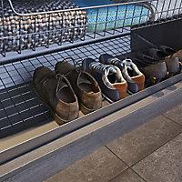 Porte chaussure métal Form Perkin 100 cm