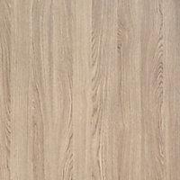 Porte coulissante Exmoor chêne H.204 x l.83 cm