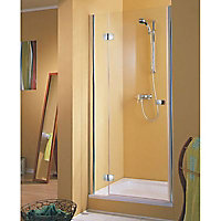 Porte de douche pivotante ouv. gauche 90 cm MasterClass II