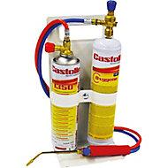 Poste à souder bi-gaz compact Castolin