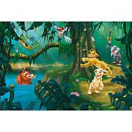 Poster intissé Disney Le Roi lion 248x368cm