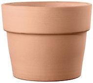 Pot Perfetto blanc terre cuite ø39 cm
