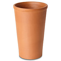 Pot rond terre cuite pour tomates Verve Laleh ø23,5 x h.30 cm