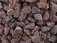 Pouzzolane marron 6-12 Blooma 500L