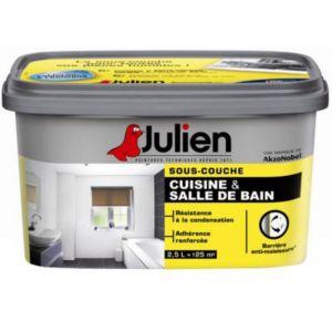 sous-couche cuisine et salle de bains julien 2,5l | castorama - Sous Couche Salle De Bain