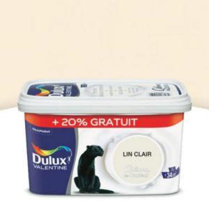 Peinture Murs Et Boiseries Dulux Valentine Crème Du Couleur Lin
