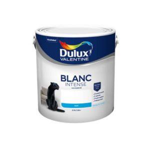 Peinture Dulux Valentine Murs Et Plafonds Blanc Mat 2 5l Castorama