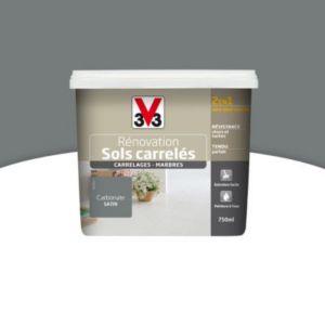 Peinture de r novation sols carrel s v33 carbonate satin 0 - V33 renovation sol carrele avis ...