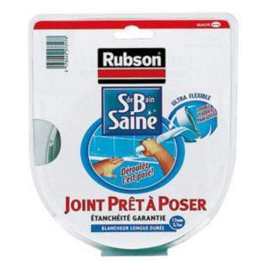 Joint Silicone En Rouleau joint rubson prêt à poser 12 mm x 3,5 m | castorama