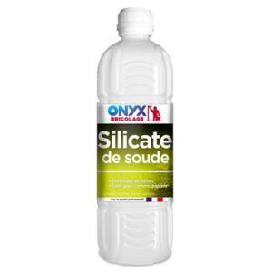 Silicate De Soude Onyx 1 Litre Castorama