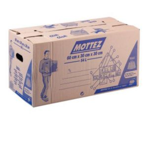 Demenagement Carton Diable Papier Bulle Castorama