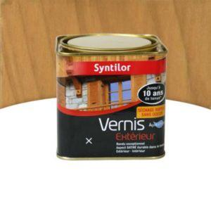 vernis bois aquar thane int rieur ext rieur syntilor ch ne clair satin 0 5l castorama. Black Bedroom Furniture Sets. Home Design Ideas