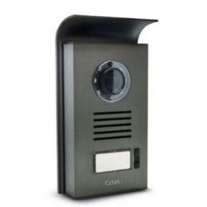 interphone carillon et sonnette castorama. Black Bedroom Furniture Sets. Home Design Ideas