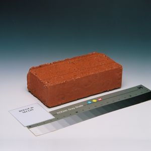 Brique Terre Cuite Rouge De Seclin 22 X 105 X 6 Cm Castorama
