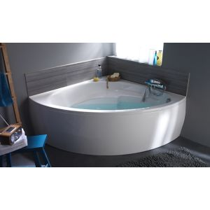 Baignoire Dangle 140 X 140 Cm Form Oxygen Castorama