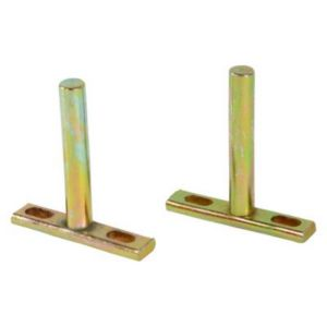 2 fixations invisible tablette droite or castorama - Etagere murale fixation invisible ...