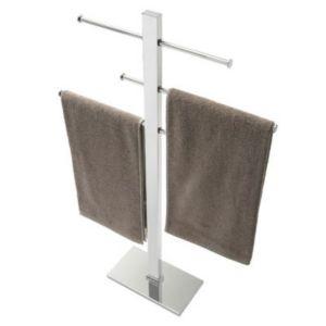 porte serviette sur pied porte serviettes sur pieds laiton cooke lewis bridge
