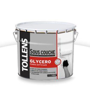 sous-couche glycéro tollens 10l | castorama - Sous Couche Glycero Peinture Acrylique