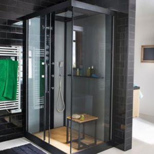 cabine de douche 70×100 castorama