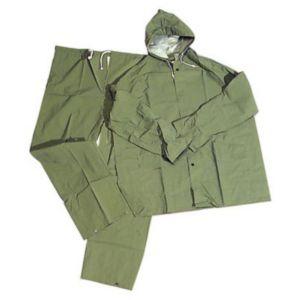 Pluie Vêtement Vert Xl Hommefemme De Castorama F5qrx57p