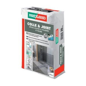 Colle Et Joint Speciale Douche Italienne Parexlanko 20kg Castorama