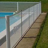 Portillon Aquaplace Blanc H 1 40 X 1 M Castorama