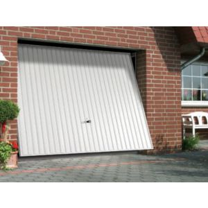 Porte de garage basculante hormann gsl x cm for Porte garage hormann