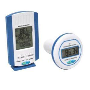 Thermomètre digital avec station déportée Sunbay