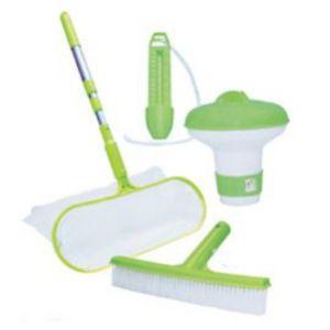 kit de nettoyage piscine 5 accessoires blooma castorama. Black Bedroom Furniture Sets. Home Design Ideas