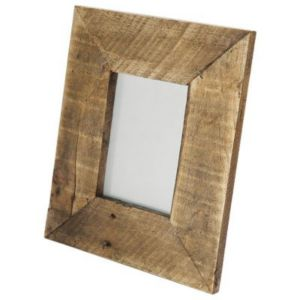 cadre photo bois wood 18 x 24 cm castorama. Black Bedroom Furniture Sets. Home Design Ideas