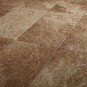 Carrelage sol marron 30 x 60 cm Elegance Marble (vendu au carton)   Castorama