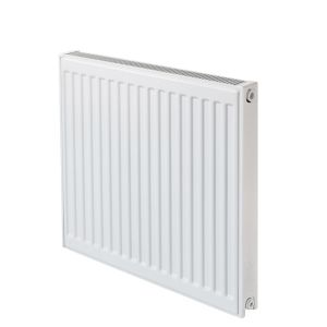 radiateur acier eau chaude blyss t21 1070w castorama. Black Bedroom Furniture Sets. Home Design Ideas